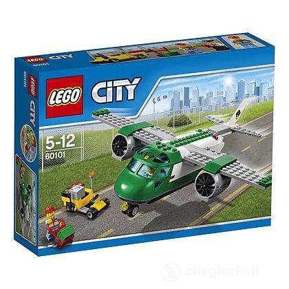 Aereo da carico Lego City (60101)