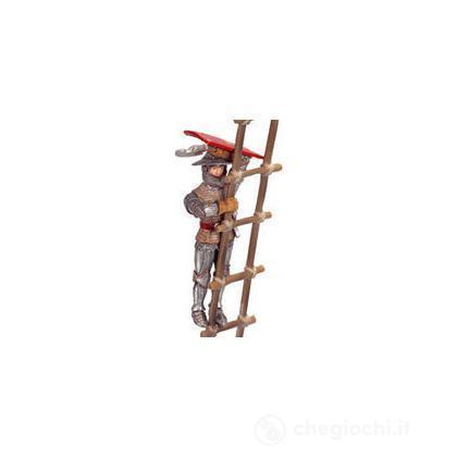 Fante armato su scala: Giglio (70058)
