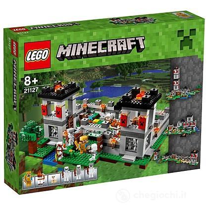 La Fortezza Lego Minecraft (21127)