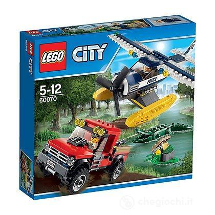 Inseguimento sull'idrovolante - Lego City (60070)