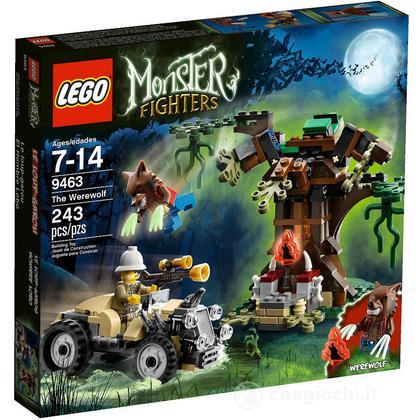 Il lupo mannaro - Lego Monster Fighters (9463)
