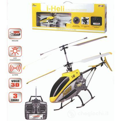 Elicottero shuttle 2.4g videocam (500602)