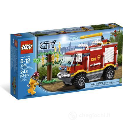 LEGO City - Autopompa 4 x 4 (4208)