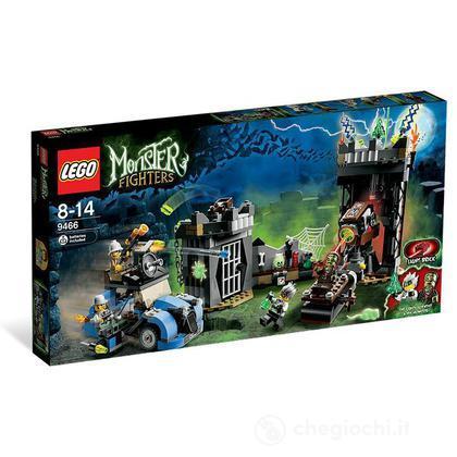 Il Professore pazzo e il suo mostro - Lego Monster Fighters (9466)