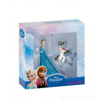 Frozen Elsa + Olaf (13064)