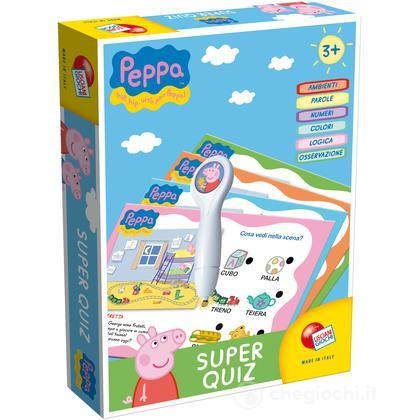 Peppa Pig super quiz (40643)