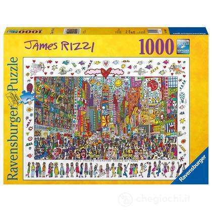 James Rizzi: Times Square (19069)