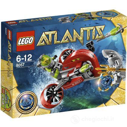 LEGO Atlantis - Predatore di relitti (8057)