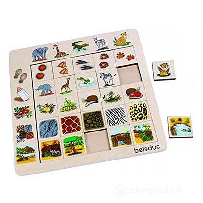"""Sorting Set """"Jungle"""" (11070)"""