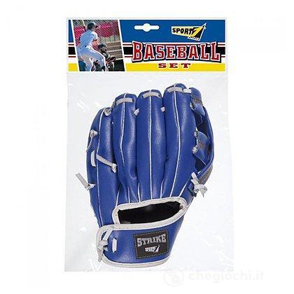 Guanto Baseball con palla
