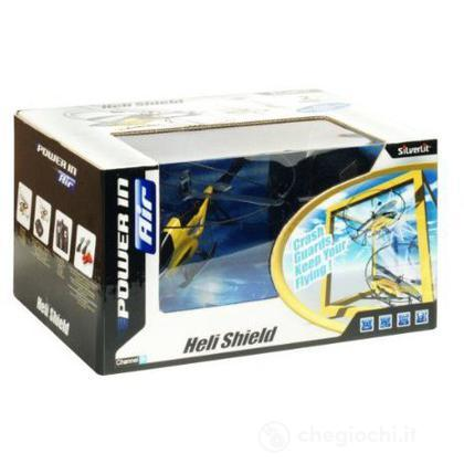 Heli Shield Elicottero con Protezione Elica 2 Canali