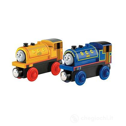 Bill e Ben (Legno) Thomas & Friends (BDG18)