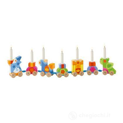 Happy Birthday Candela trenino