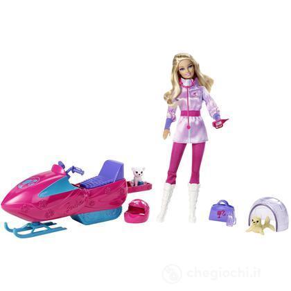 Barbie Soccorritrice Artica (W3748)