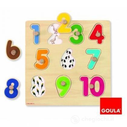 Puzzle Numeri (53074)