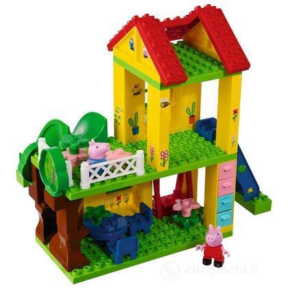 Peppa Pig Costruzioni Parco giochi