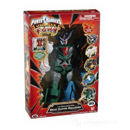 Power Rangers - Megazord Jungle Fury