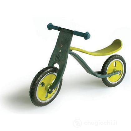 Bicicletta senza pedali Motta lime