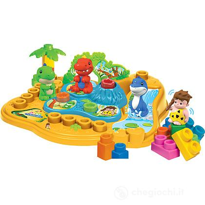 Clemmy Plus Jurassic Funny Forest (17079)