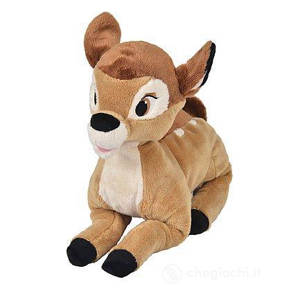 Peluche bambi cm 37 peluche grandi giochi giocattoli - Peluches a 1 euro ...