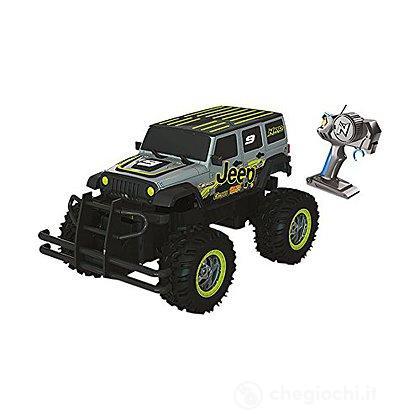 Veicolo radiocomandato Jeep Rubicon