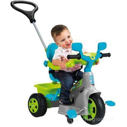 Triciclo Twister guida facile