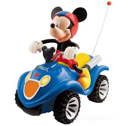 Mickey Mouse quad radiocomandato