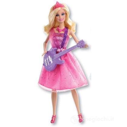 Barbie Tori - La Principessa e la Popstar (X5127)