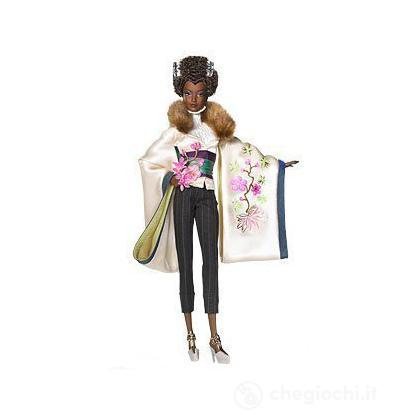 Byron Lars Ayako Jones Barbie Doll (N6614)