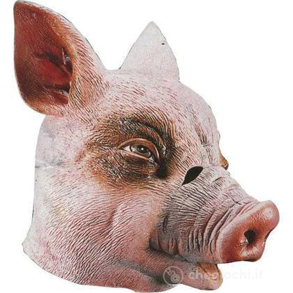 Maschera porcellino