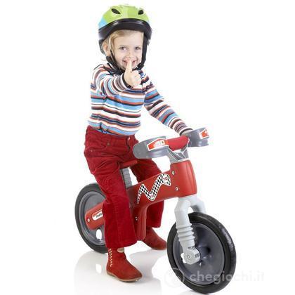 Bicicletta cavalcabile senza pedali