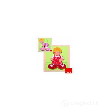 Puzzle Bambina (53090)
