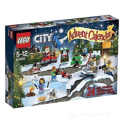Calendario Avvento - Lego City (60099)