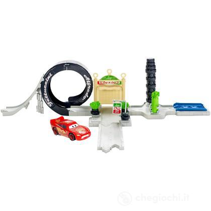 Cars Luigi'S Loop - Piste Story Set (CDW67)