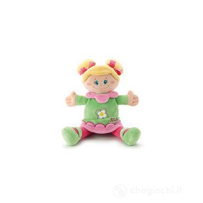 Bambola pezza verde