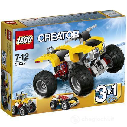 Turbo Quad - Lego Creator (31022)