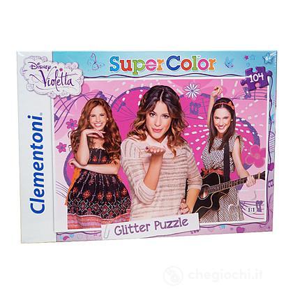 104 pezzi Glitter - Violetta (20094)