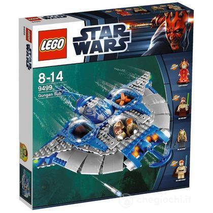 Gungan Sub - Lego Star Wars (9499)