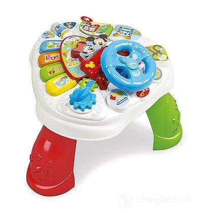Tavolo attivit baby mickey 17097 giochi primo - Tavolo attivita fisher price ...