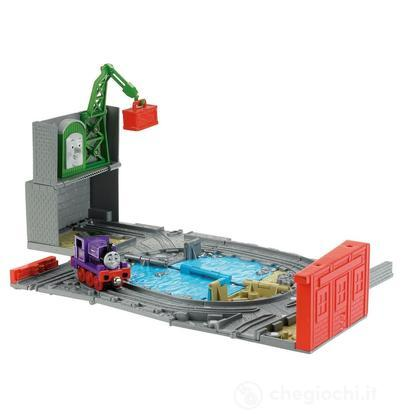DC colin at the wharf - Playset Sempre con Te di Thomas (R9619)