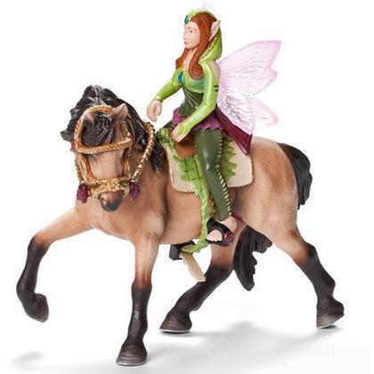 Set equitazione elfo del bosco (42098)