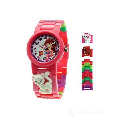 Orologio Lego Friends Rosa