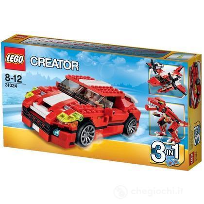 Auto Sportiva - Lego Creator (31024)