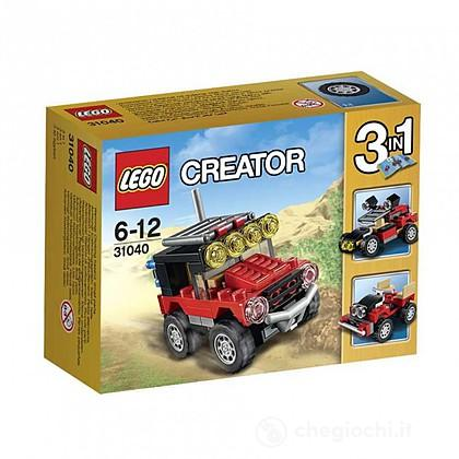 Bolidi del deserto - Lego Creator (31040)