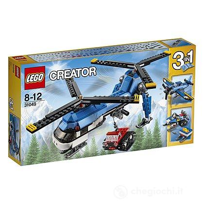 Elicottero bi-elica - Lego Creator (31049)