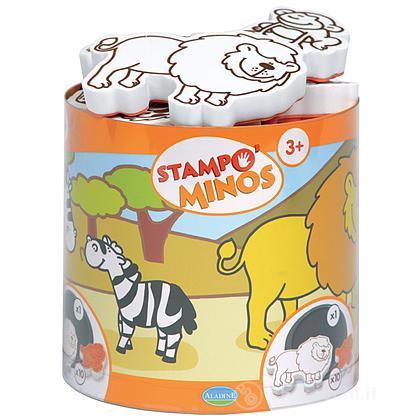Stampo Minos - Savana