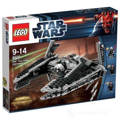Sith Fury-class Interceptor - Lego Star Wars (9500)