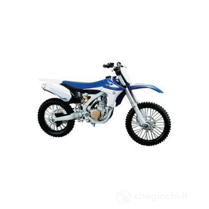 Moto yamaha YZ450F 1:12