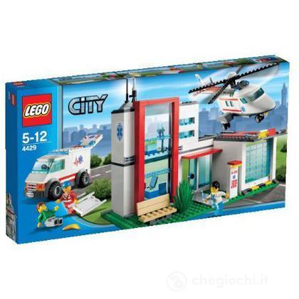 Elicottero di Salvataggio - Lego City (4429)