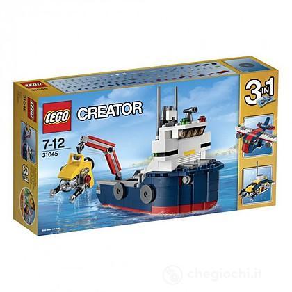 L'esploratore dell'oceano - Lego Creator (31045)